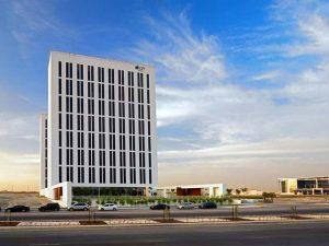 سلسلة فندق الوفت دبي