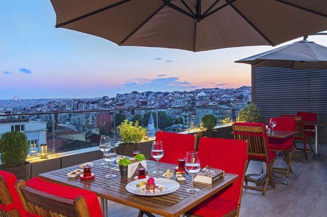 موقع فندق ارتس اسطنبول