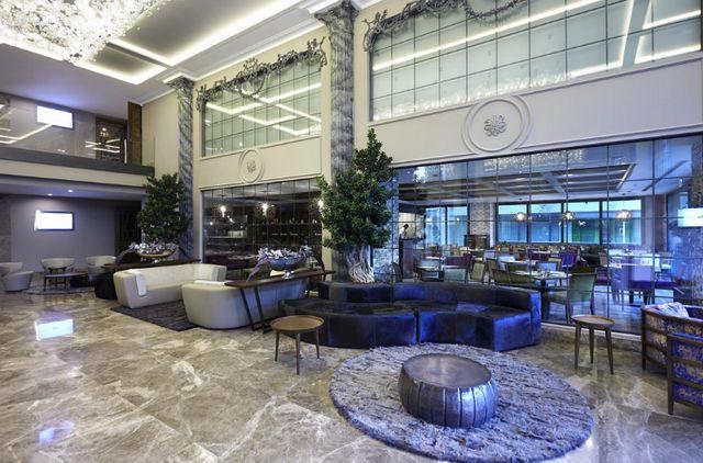 فندق بيز جواهر اسطنبول بتركيا