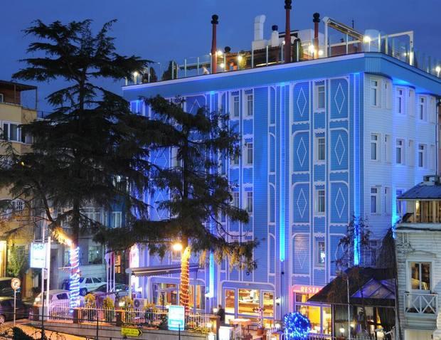 فندق بلو هاوس اسطنبول