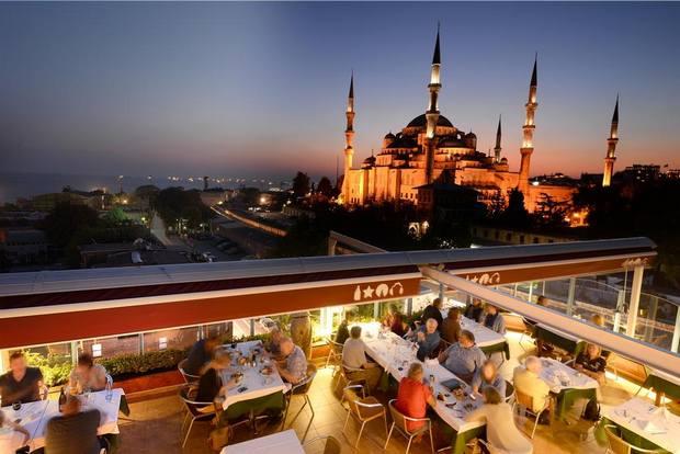 بلو هاوس اسطنبول