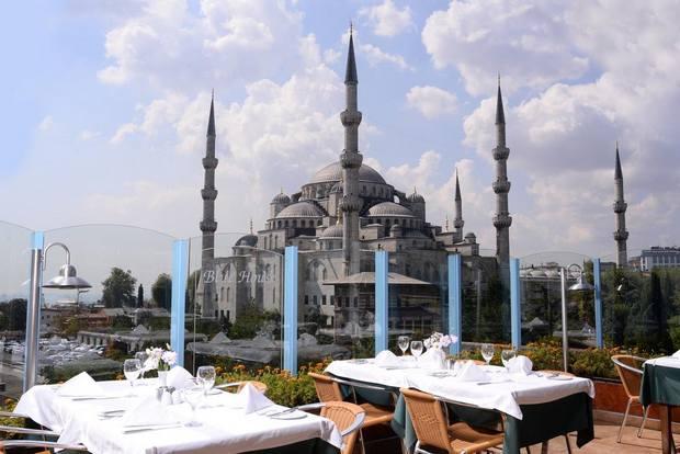 فندق بلو هاوس اسطنبول تركيا