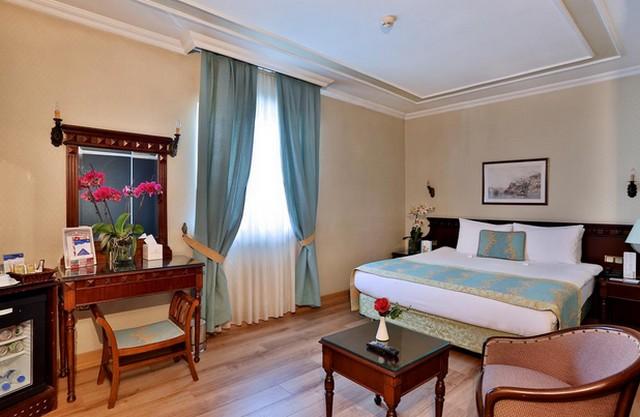 فندق بولفار بالاس اسطنبول تركيا