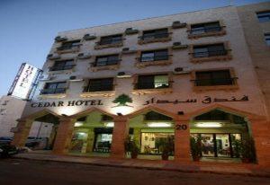 فندق سيدار العقبة