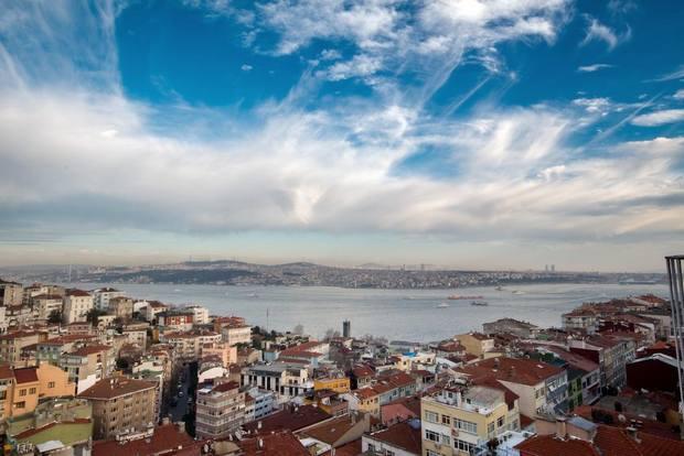 فندق جيهانجير اسطنبول