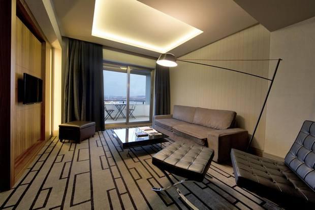 فندق جيهانجير اسطنبول تركيا