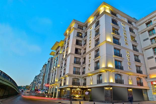 فندق كورنر اسطنبول