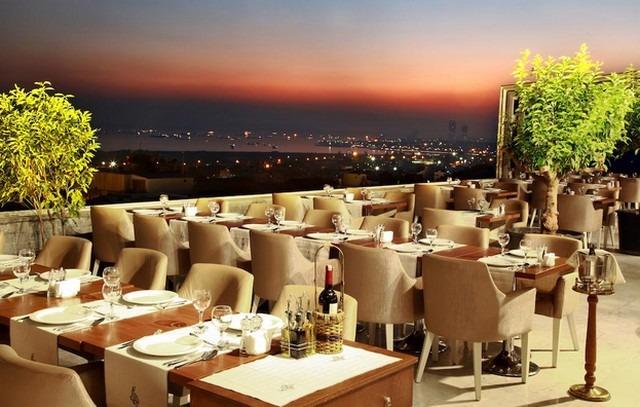 فندق داركهيل اسطنبول