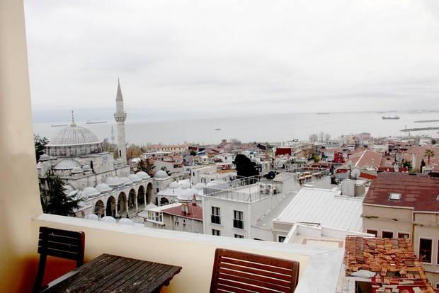 فندق ديفاس سيلفر اسطنبول تركيا