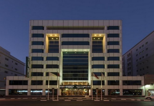 فندق فور بوينتس شيراتون بر دبي