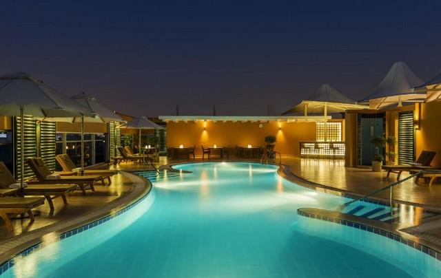 فندق فور بوينتس دبي