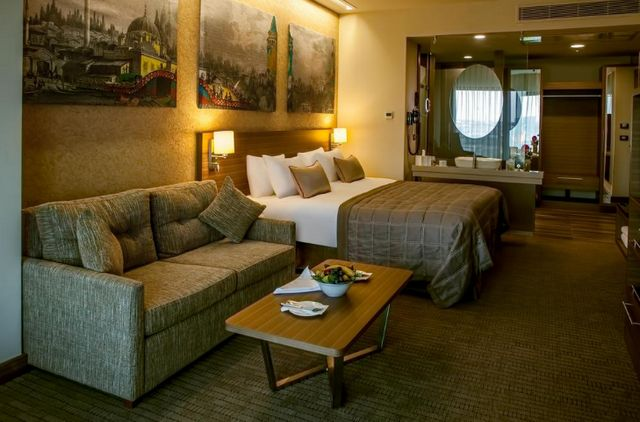 فندق جريون اسطنبول