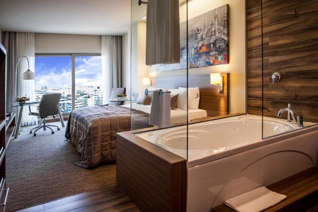 موقع فندق جريون اسطنبول