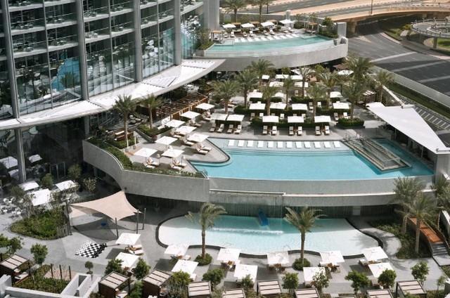 فندق بوليفارد دبي