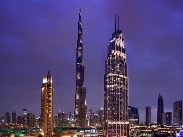 فندق العنوان بوليفارد دبي