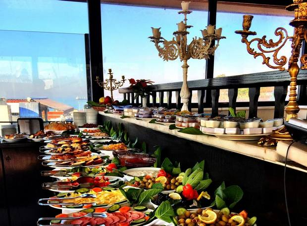 فندق اسلان اسطنبول تركيا