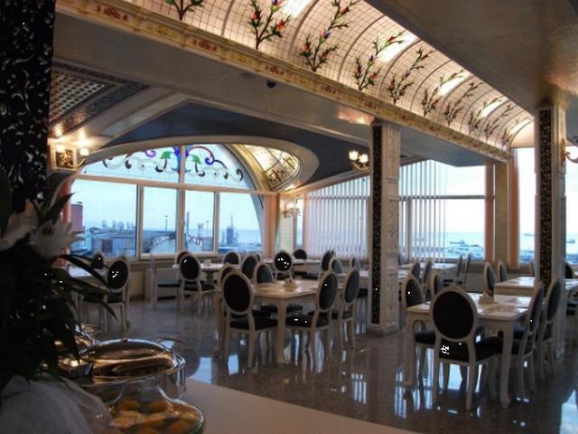 فندق مرمراي في اسطنبول