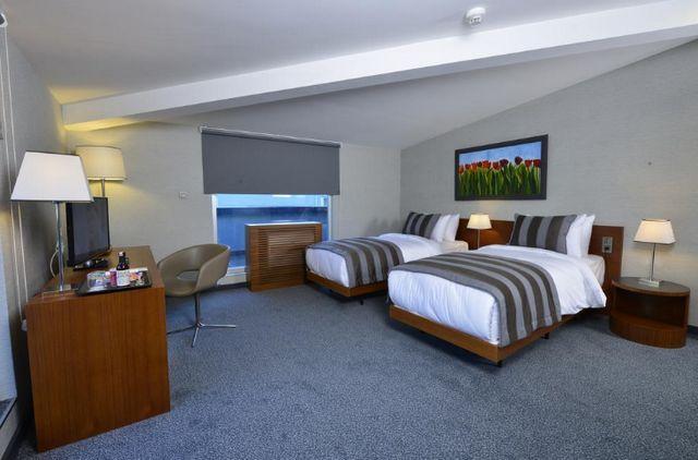 غرف فندق مودوس اسطنبول