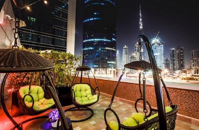 فندق شتيجنبرجر في دبي