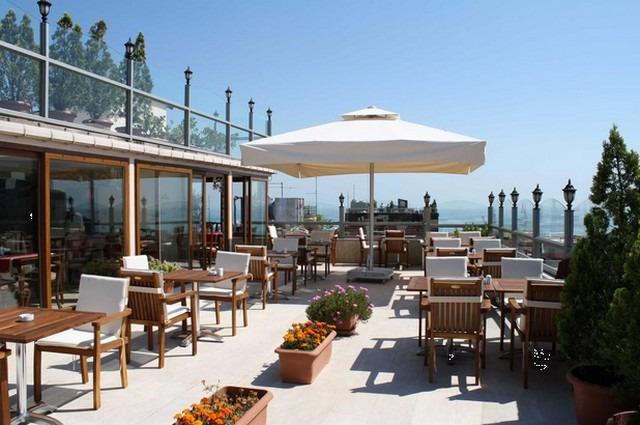 فندق سلطانة اسطنبول تركيا