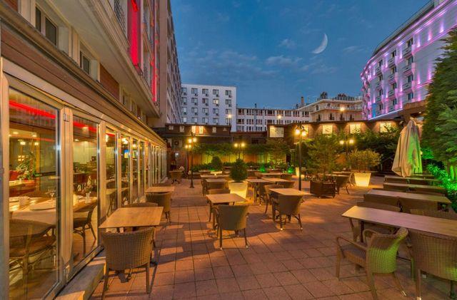 حجز فندق فيجينزا اسطنبول