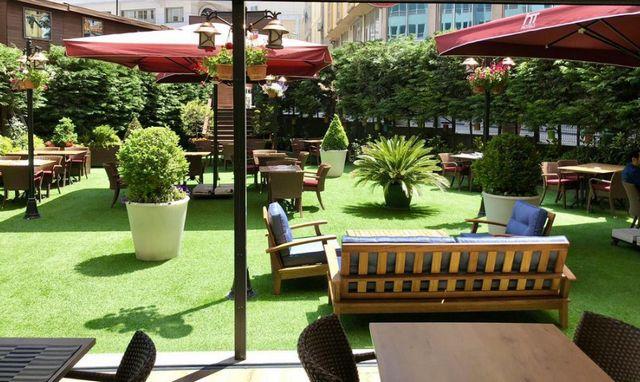 فندق فيجينزا اسطنبول بالصور