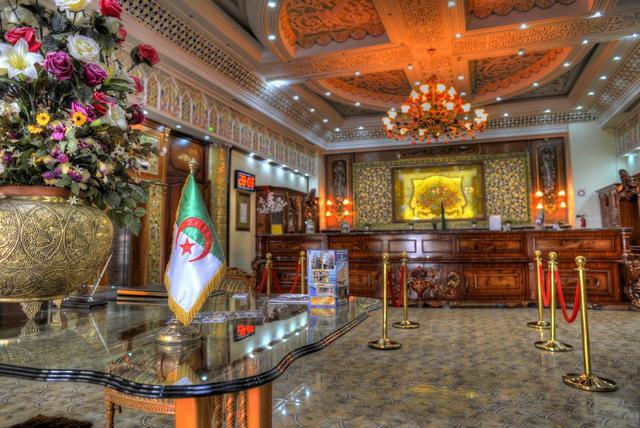 فندق الورود البليدة في الجزائر