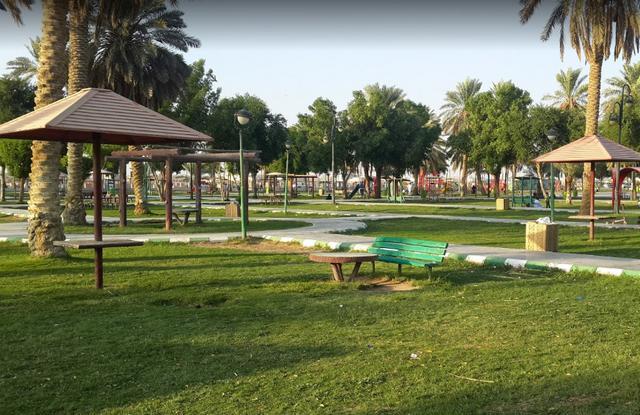 حدائق الخرج