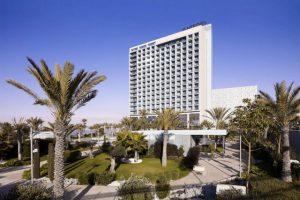 الغرف في فندق ميريديان وهران