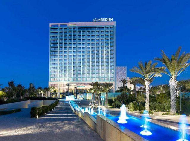 اسعار فندق ميريديان وهران
