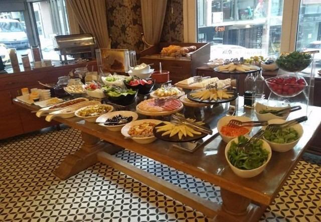 فندق لو ميراج اسطنبول في تركيا