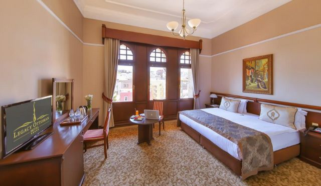 أسعار فندق ليغاسي أوتومان اسطنبول