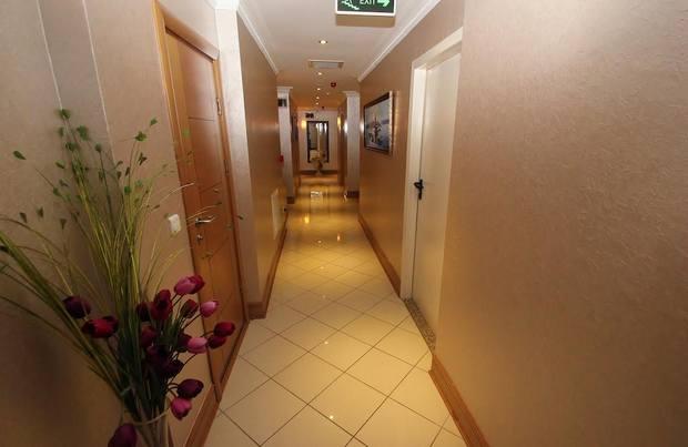 فندق ليفنت اسطنبول تركيا
