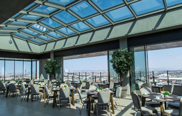فندق ليونيل اسطنبول في تركيا