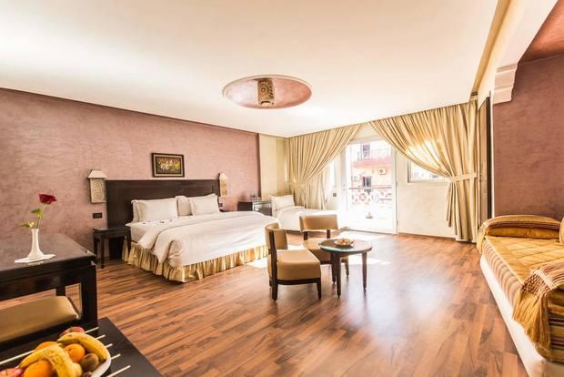 فنادق مراكش الرخيصة المغرب