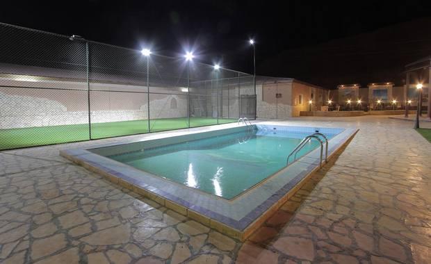 فندق مرسى ضباء السعودية
