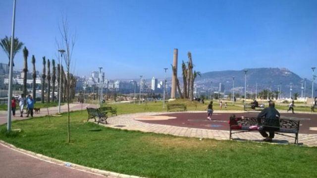 موقع الحديقة المتوسطية وهران