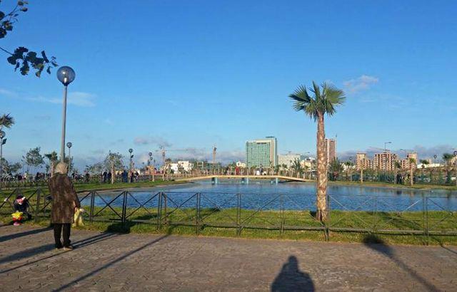 الحديقة المتوسطية وهران