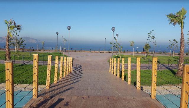 الحديقة المتوسطية وهران الجزائر