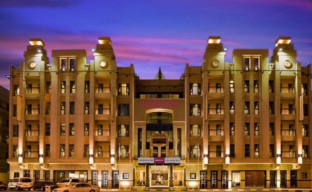 فندق ميركيور جولد دبي