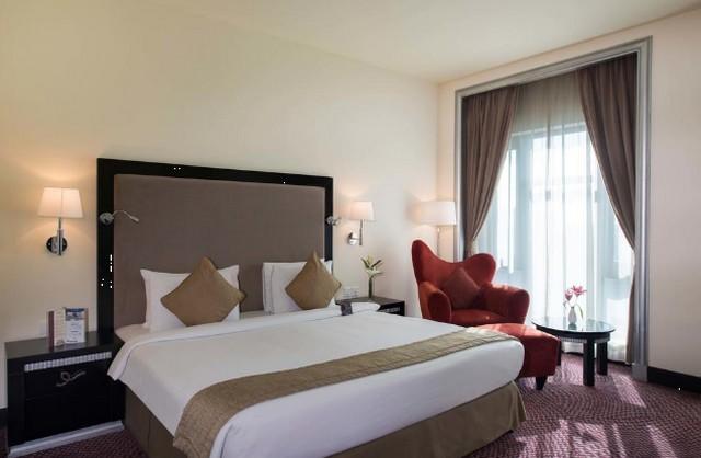 فندق ميركيور جولد في دبي