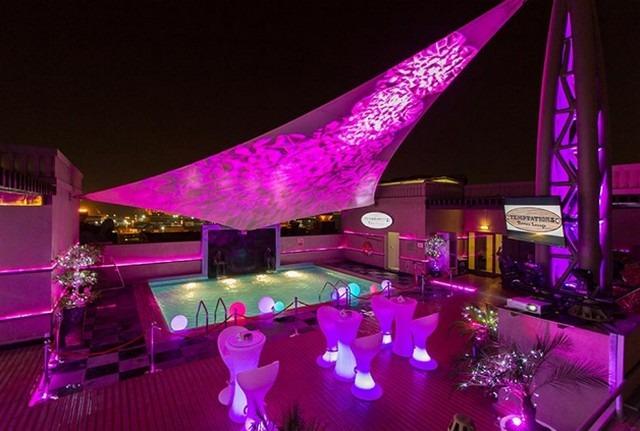 فندق ميركيور جولد مدينة دبي