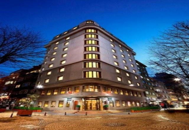 فندق ميدتاون تقسيم اسطنبول