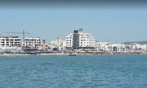 شواطئ تطوان بالمغرب