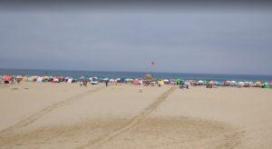 شاطئ مرتيل في تطوان
