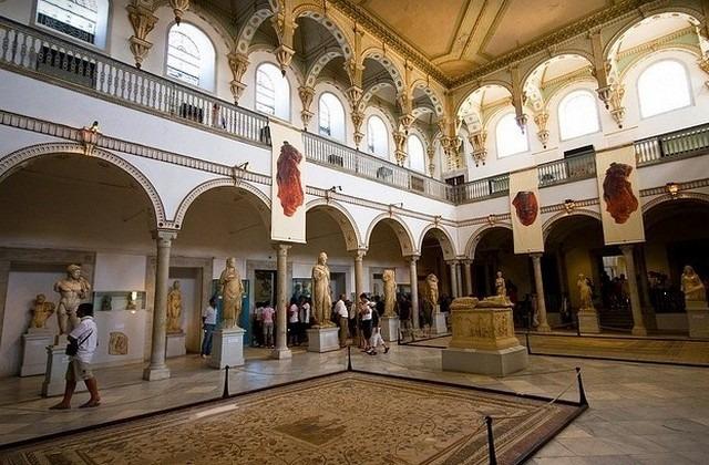 متاحف بالجزائر العاصمة