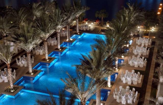 فندق بالاس وسط المدينة دبي