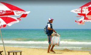افضل اننشطة على شاطئ الاندلس وهران
