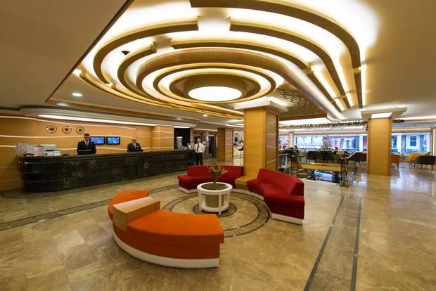 فندق بريستيج في اسطنبول