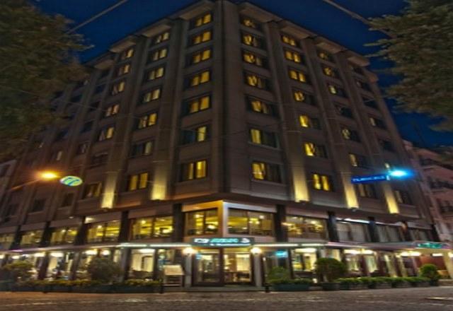 فندق ريفا تقسيم اسطنبول